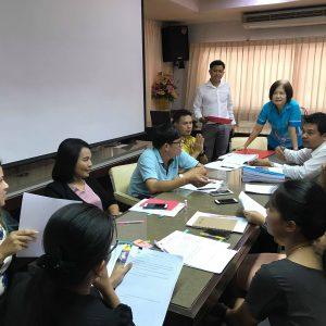 วิทยาลัยชุมชนภูเก็ต ม.อ.ภูเก็ต จัดประชุมเพื่อสนทนากลุ่ม(Focus group) ในการรับฟังความคิดเห็นและข้อเสนอแนะ โครงการการติดตามและประเมินผลแผนพัฒนาของขององค์กรบริหารส่วนจังหวัดภูเ